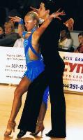 Mykhaylo Bilopukhov & Olena Shvets at